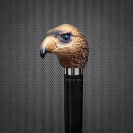 Трость для ходьбы «Орёл» (Миндальная) Трости ручной работы мануфактуры Востротиных