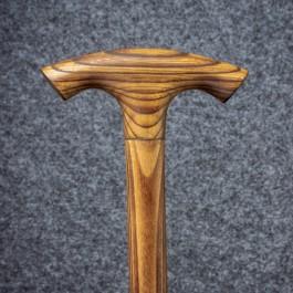 Трость для ходьбы «Карамзин» (Тигровый глаз) Трости ручной работы мануфактуры Востротиных