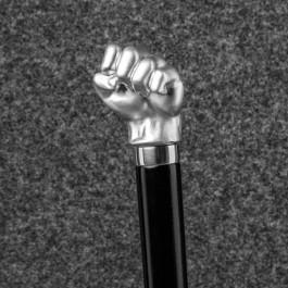 Трость для ходьбы «Власть» (В серебре) Трости ручной работы мануфактуры Востротиных
