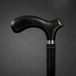 Трость для ходьбы «Знахарь» (Вороненая) Трости ручной работы мануфактуры Востротиных